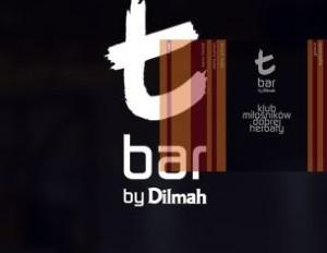 Bar herbaciany T-bar Dilmah