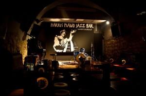 Harris Piano Jazz Bar w Krakowie