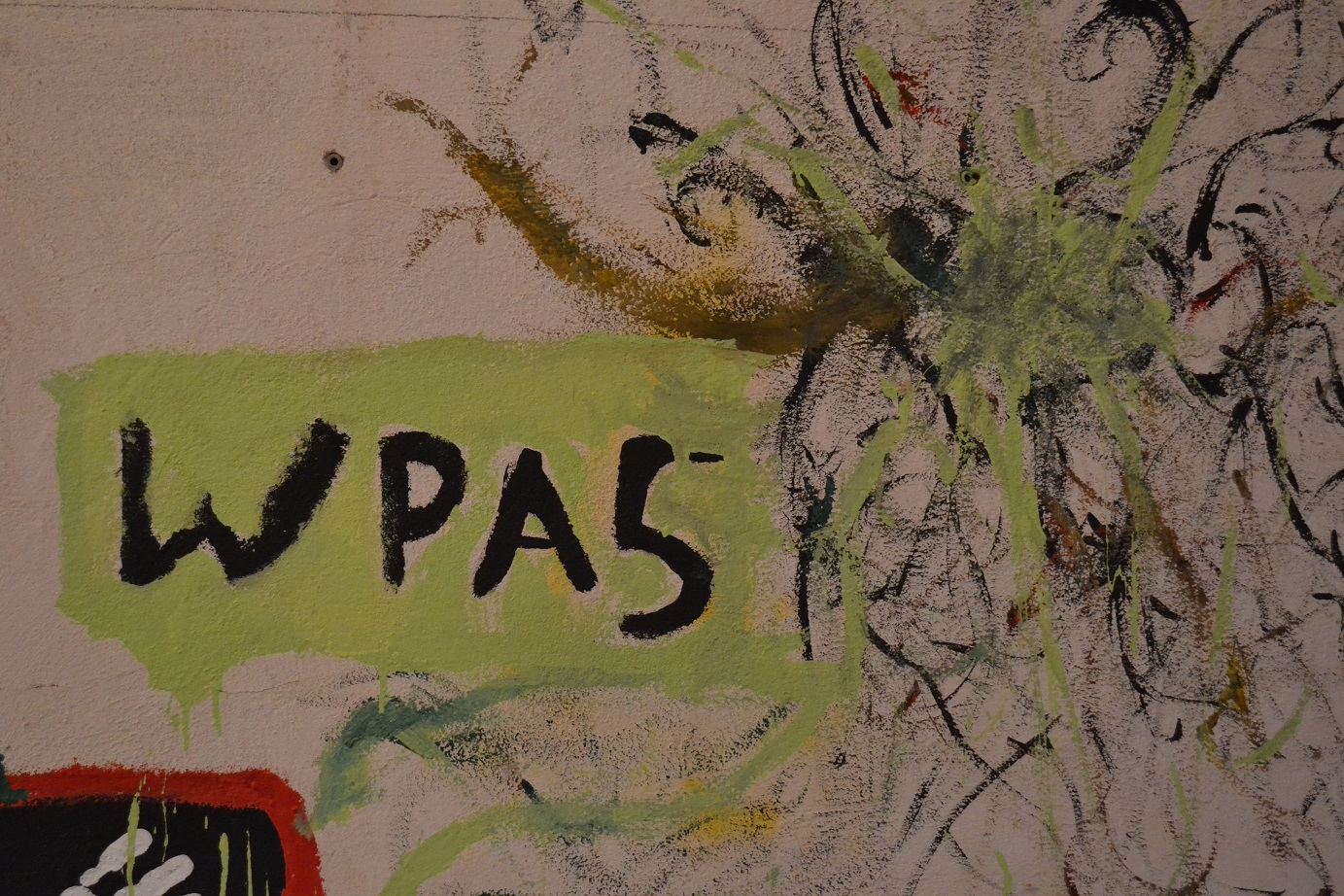 WPA5 - Wszelkie Przejawy Artyzmu (źródło: zdjęcie własne)