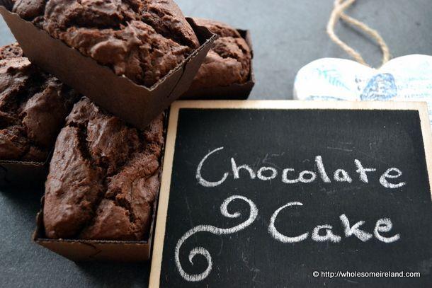 Ciasto czekoladowe bez mąki (źródło: pinterest.com)