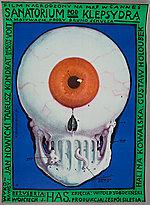 Plakat Starowieyskiego z 1973r (źródło: muzeum.krakow.pl)