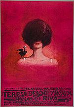 Plakat Starowieyskiego z 1964r (źródło: muzeum.krakow.pl)
