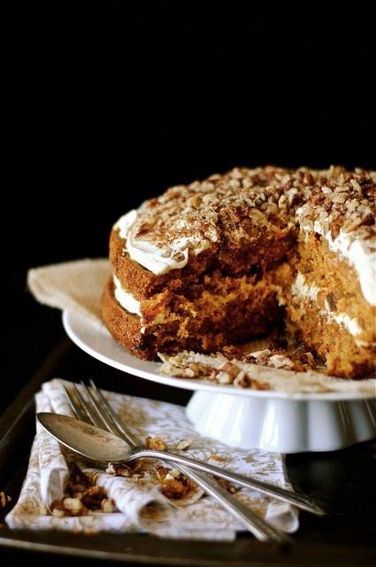 Ciasto marchewkowe (źródło: pinterest)