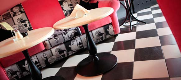 Restauracja Pędzący królik (źródło: www.pedzacykrolik.com)