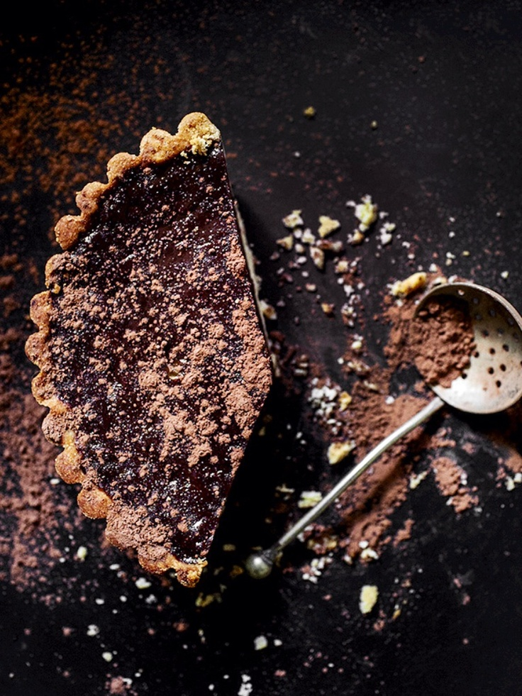 Tarta czekoladowa (źródło: pinterest)