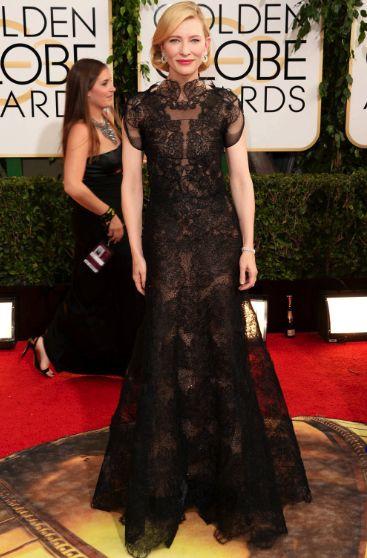 Cate Blanchett (źródło: pinterest)