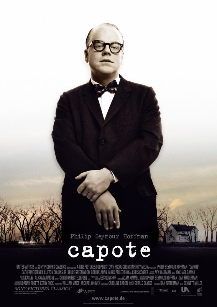 Capote (źródło: pinterest)