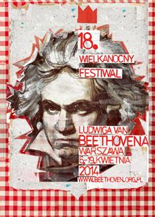 18. Wielkanocny Festiwal Ludwika van Beethovena (źródło: kulturalna.warszawa.pl)