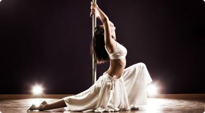 Pole dance - nauka tańca (źródło: www.katalogmarzen.pl)