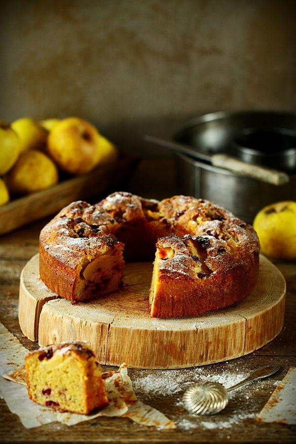 Ciasto z borówkami (źródło: pinterest)