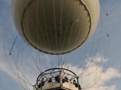 Lot balonem (źródło: www.wyjatkowyprezent.pl)
