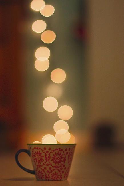 rozgrzewająca kawa z imbirem i cynamonem