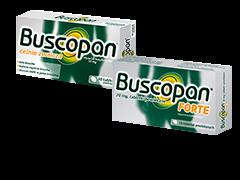 Buscopan - lek o działaniu rozkurczowym (źródło: buscopan.pl)