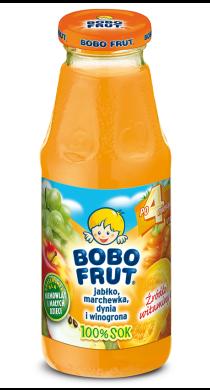 Sok z marchewki dla dzieci