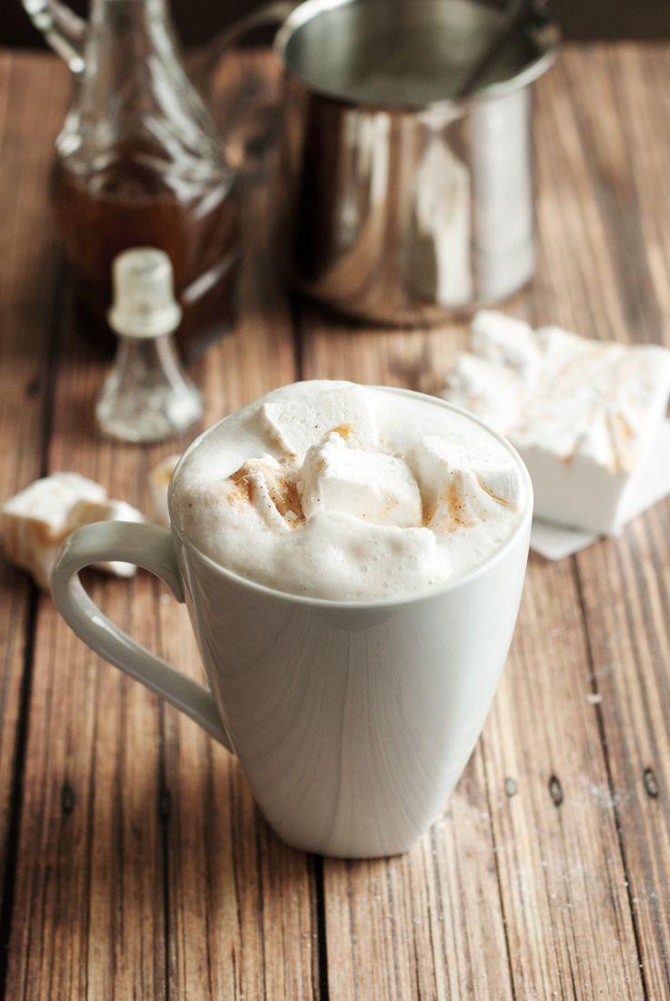 aromatyczna kawa z imbirem