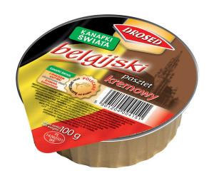 pasztet belgijski drobiowo-wieprzowy (źródło: drosed.com.pl)