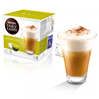 kawa cappuccino do ekspresu