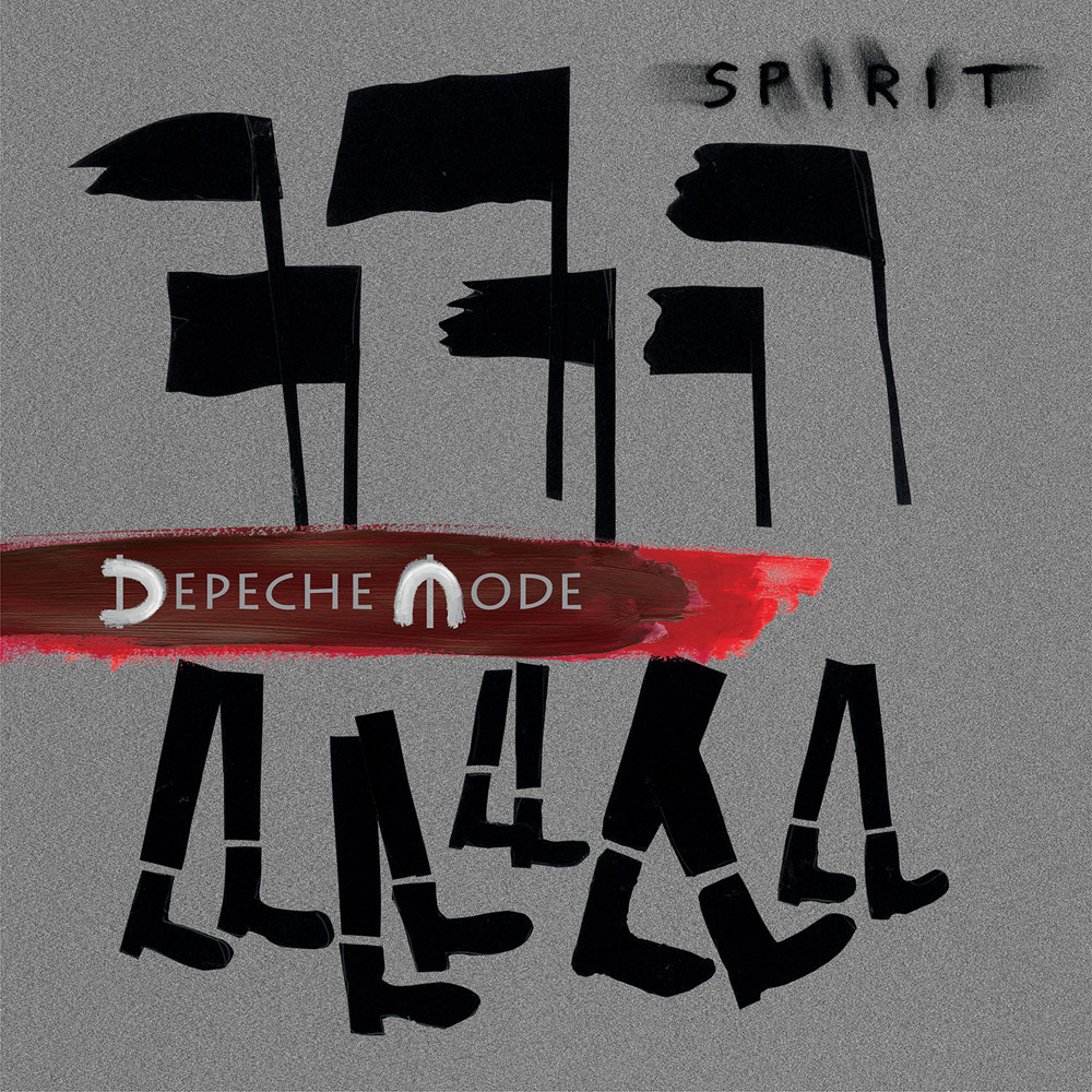 okładka nowego singla Depeche Mode - Spirit