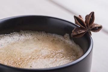 kawa z nutą anyżu