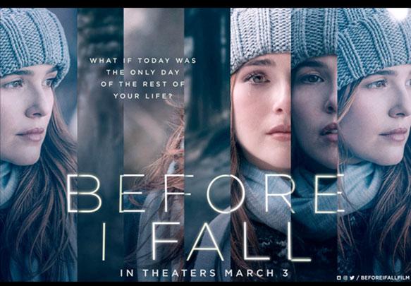 okładka filmu before i fall film