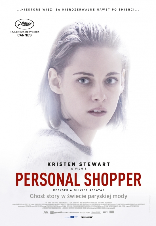 okładka filmu personal shopper