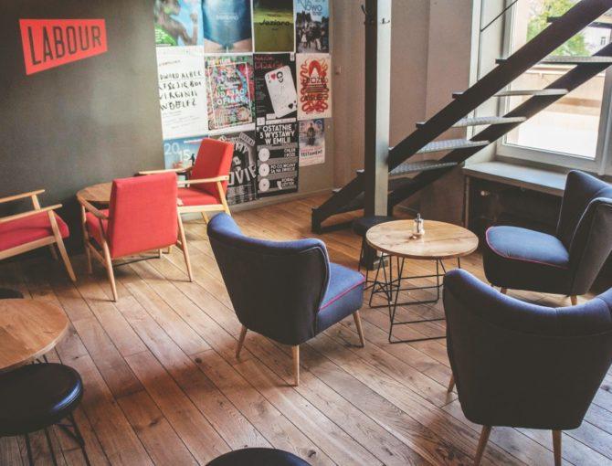 labour cafe warszawa