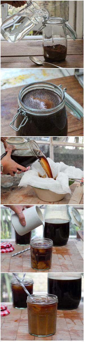 jak zrobić cold brew