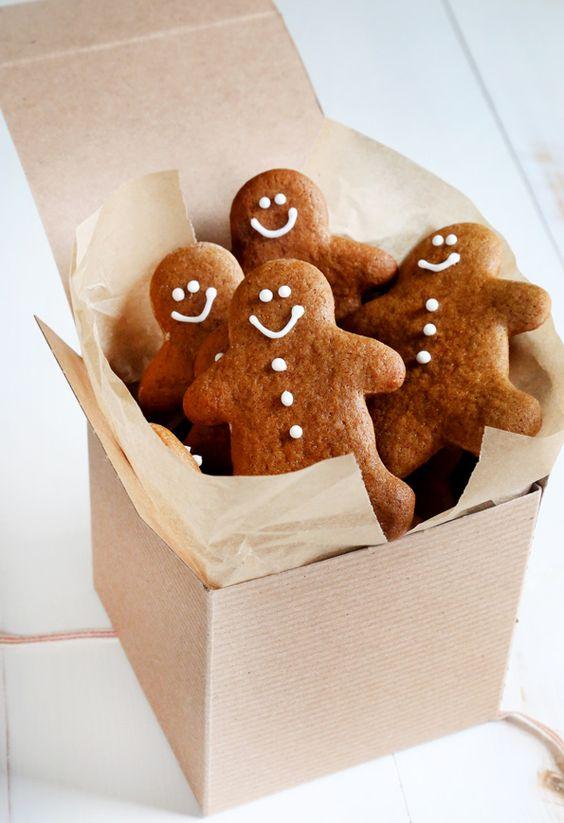 świąteczne pierniczki bez glutenu