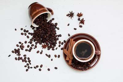 zimowa kawa z anyżem