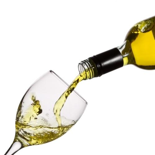 jak serwować wino