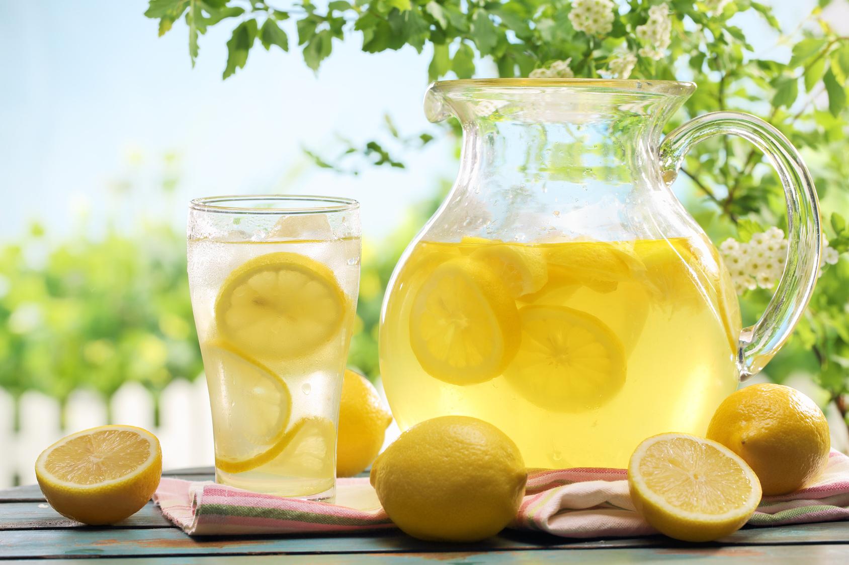 Domowa lemoniada